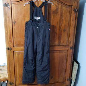 Obermeyer Junior Size 14 Black Insulated Ski Pant